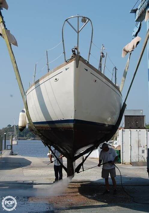 1969 Cheoy Lee boat for sale, model of the boat is 36 Luders & Image # 2 of 25