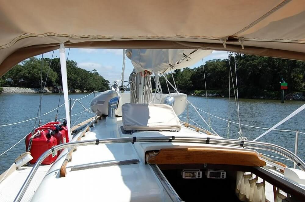 1969 Cheoy Lee boat for sale, model of the boat is 36 Luders & Image # 7 of 25