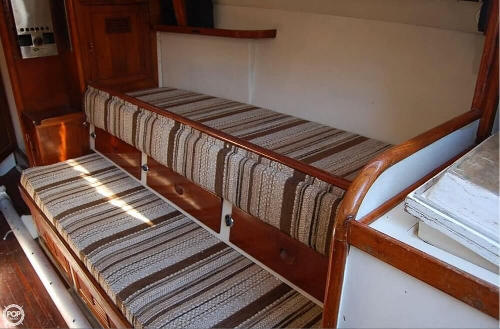 1969 Cheoy Lee boat for sale, model of the boat is 36 Luders & Image # 17 of 25