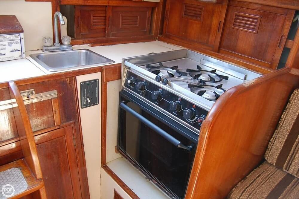 1969 Cheoy Lee boat for sale, model of the boat is 36 Luders & Image # 18 of 25