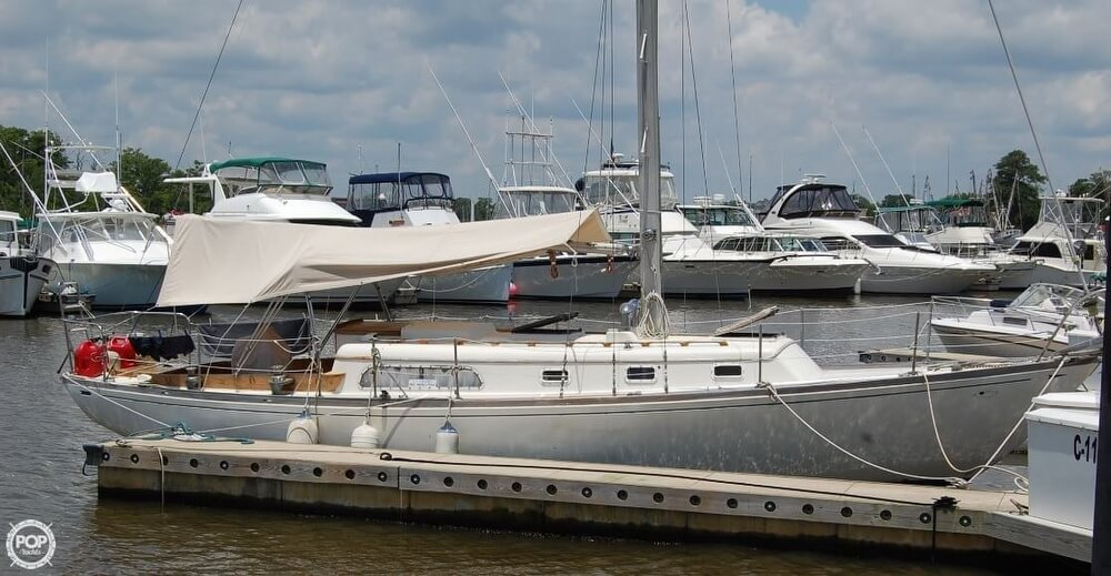 1969 Cheoy Lee boat for sale, model of the boat is 36 Luders & Image # 19 of 25