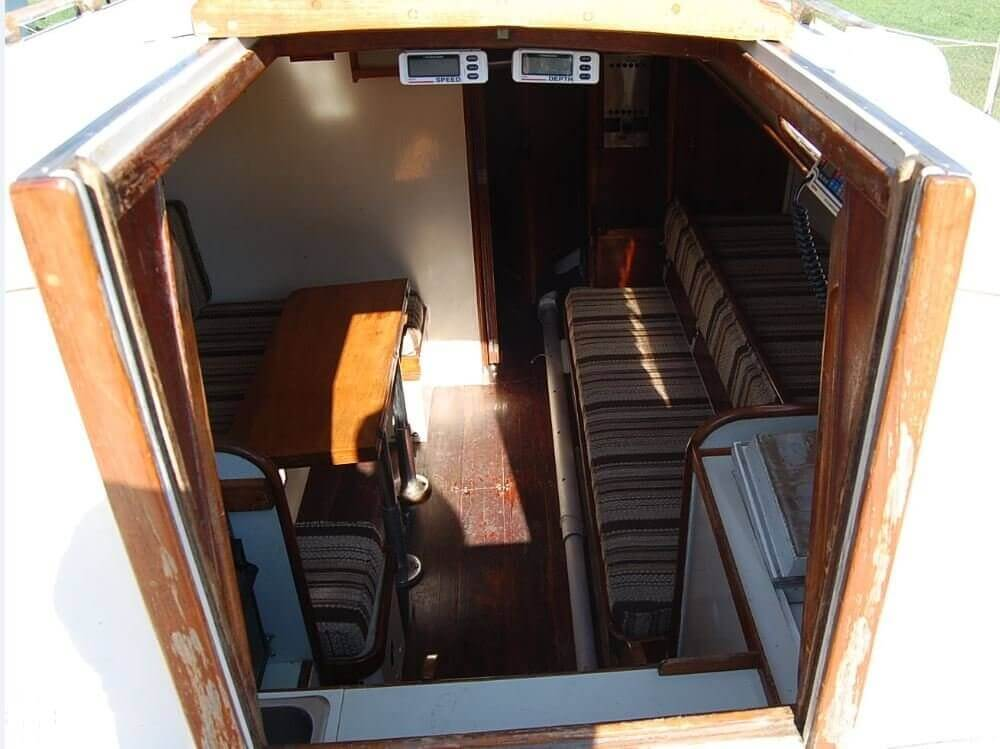 1969 Cheoy Lee boat for sale, model of the boat is 36 Luders & Image # 23 of 25