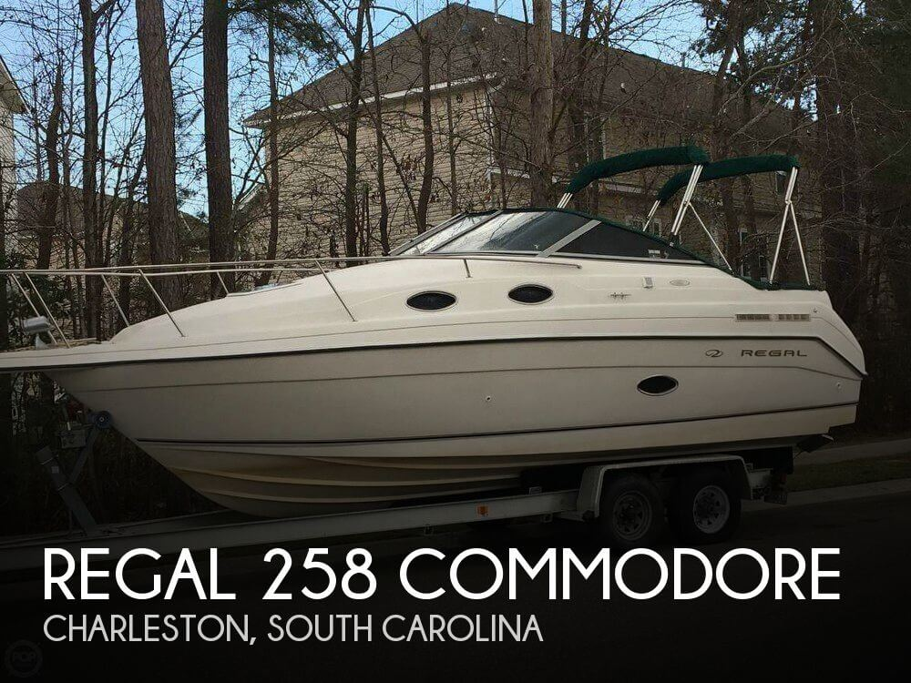 Used Regal 24 Boats For Sale by owner | 1998 Regal 24