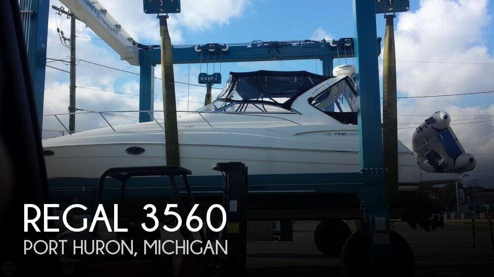 Used Boats For Sale in Michigan by owner | 2004 Regal 38