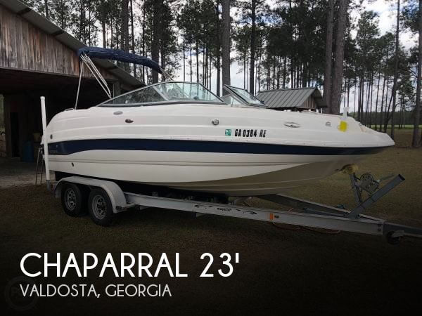 Used Chaparral Boats For Sale in Georgia by owner | 2006 Chaparral 23