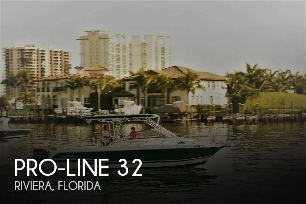 Used Pro-Line Boats For Sale in Florida by owner | 2000 Pro-Line 32