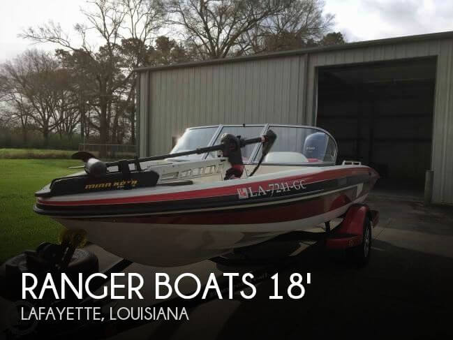 Used Ranger Fishing boats For Sale by owner | 2013 Ranger Boats 18
