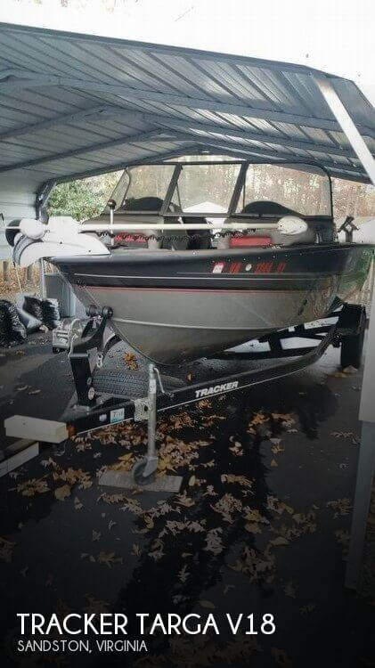 2014 TRACKER BOATS TARGA V18 for sale