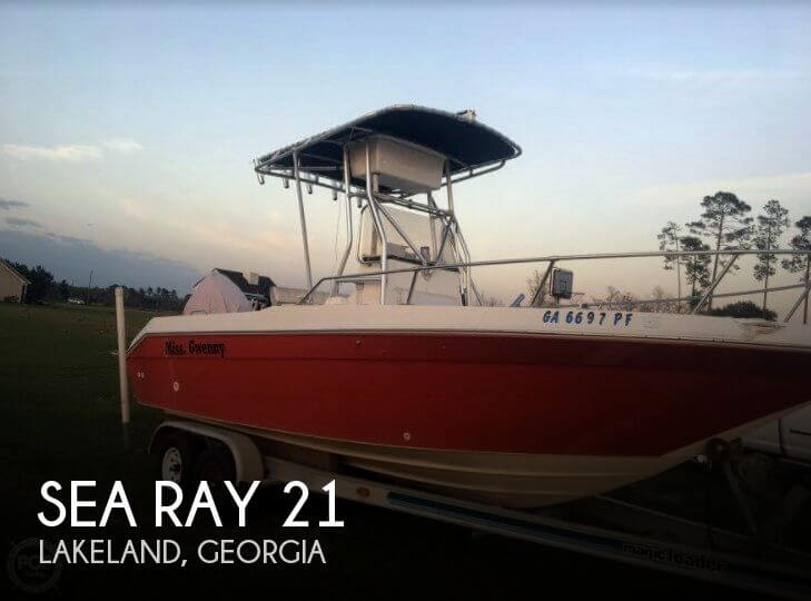 Used Sea Ray Boats For Sale in Georgia by owner   1997 Sea Ray 21