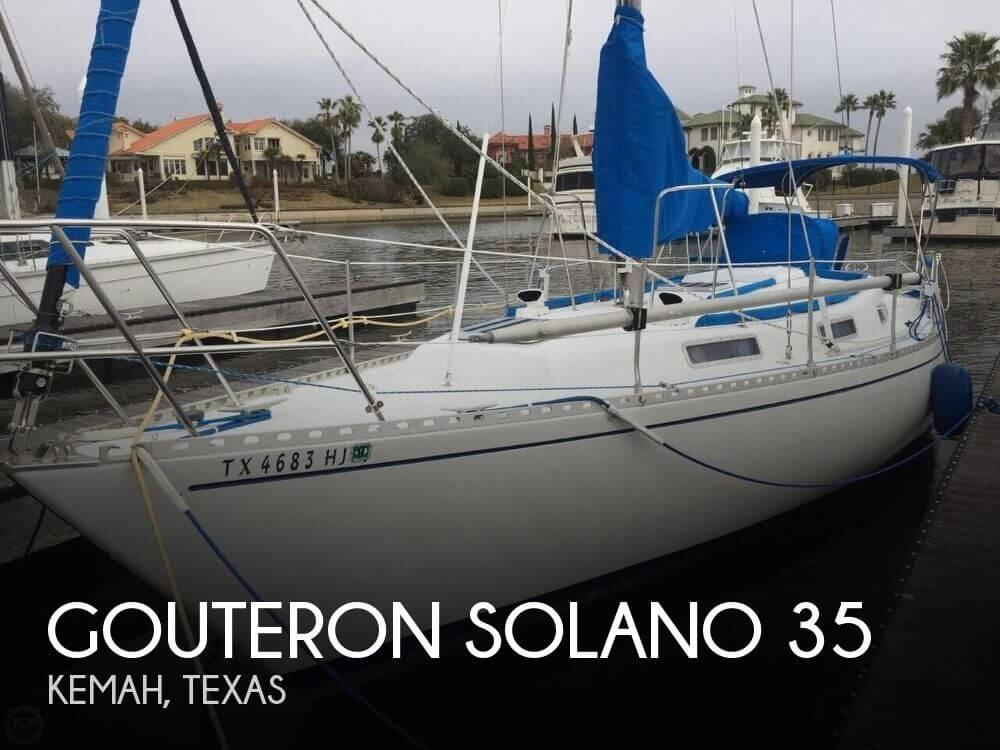 Used Sailboats For Sale in Texas by owner | 1978 Gouteron 35