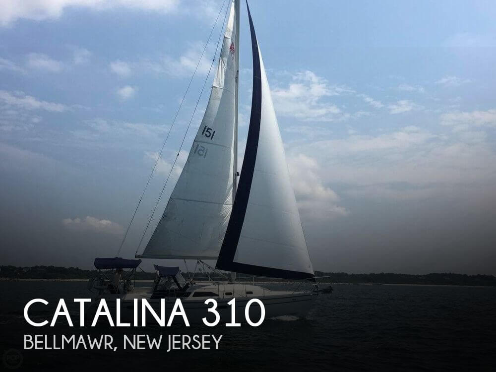 Used Catalina Sailboats For Sale by owner | 2001 Catalina 31