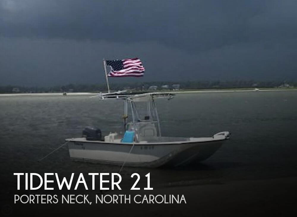 Used Tidewater Boats For Sale by owner | 2014 Tidewater 21