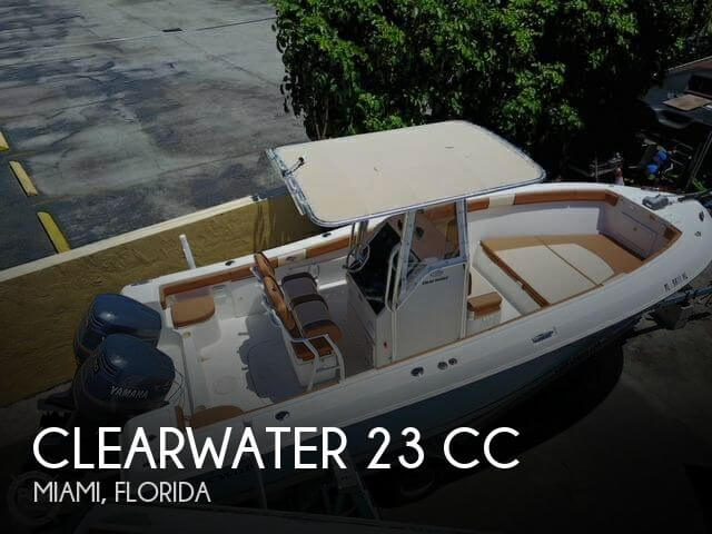 Used Clearwater Boats For Sale by owner | 2007 Clearwater 23