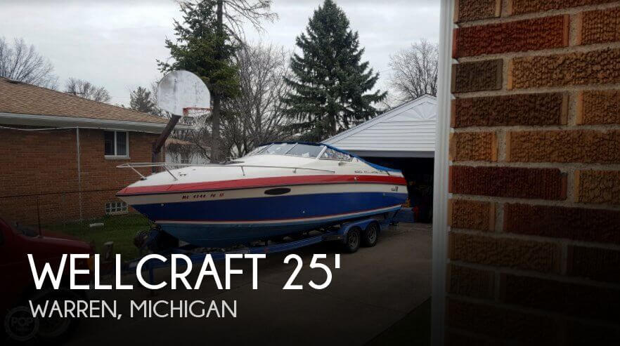 Used Wellcraft 25 Boats For Sale by owner | 1991 Wellcraft 25