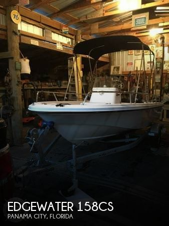 Used Edgewater Boats For Sale by owner | 2017 Edgewater 16