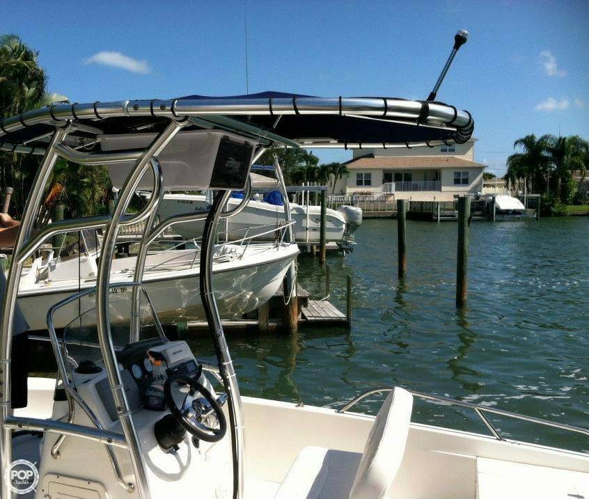 2008 Boston Whaler boat for sale, model of the boat is 180 Dauntless & Image # 2 of 26