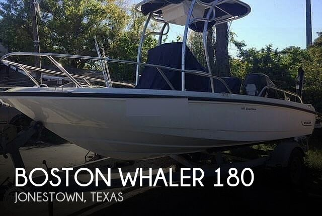 2008 Boston Whaler boat for sale, model of the boat is 180 Dauntless & Image # 1 of 26