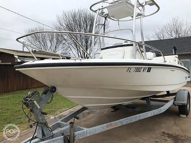 2008 Boston Whaler boat for sale, model of the boat is 180 Dauntless & Image # 17 of 26