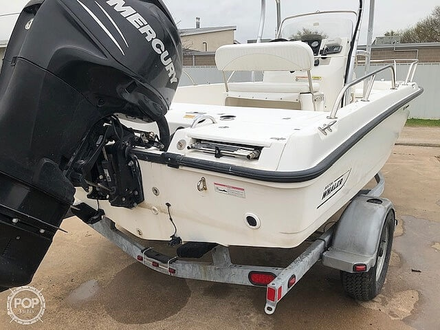 2008 Boston Whaler boat for sale, model of the boat is 180 Dauntless & Image # 20 of 26