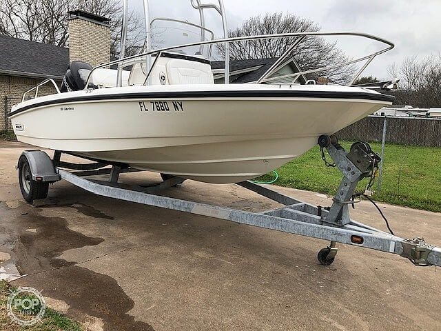 2008 Boston Whaler boat for sale, model of the boat is 180 Dauntless & Image # 23 of 26