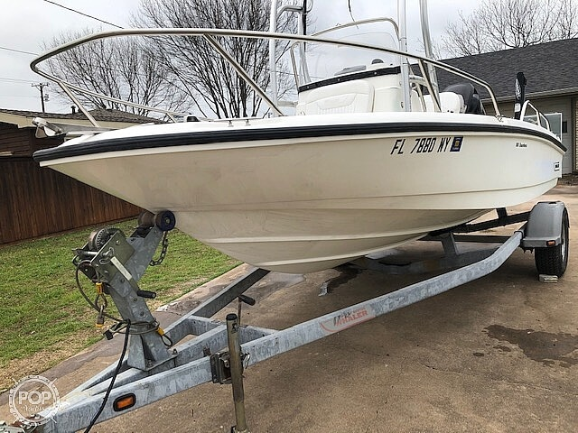 2008 Boston Whaler boat for sale, model of the boat is 180 Dauntless & Image # 25 of 26