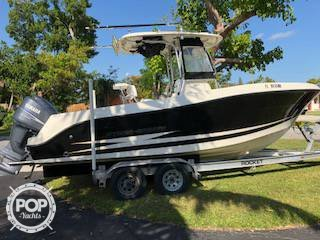Hydra-Sports Vector 2200 CC, 22', for sale - $47,850