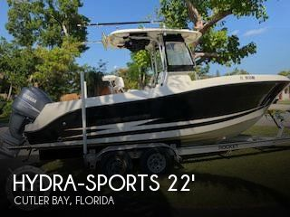 Used Hydra-Sports Boats For Sale by owner | 2008 Hydra-Sports 22