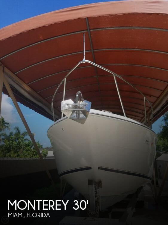 Used Monterey Boats For Sale by owner | 2001 Monterey 302 Express Cruiser