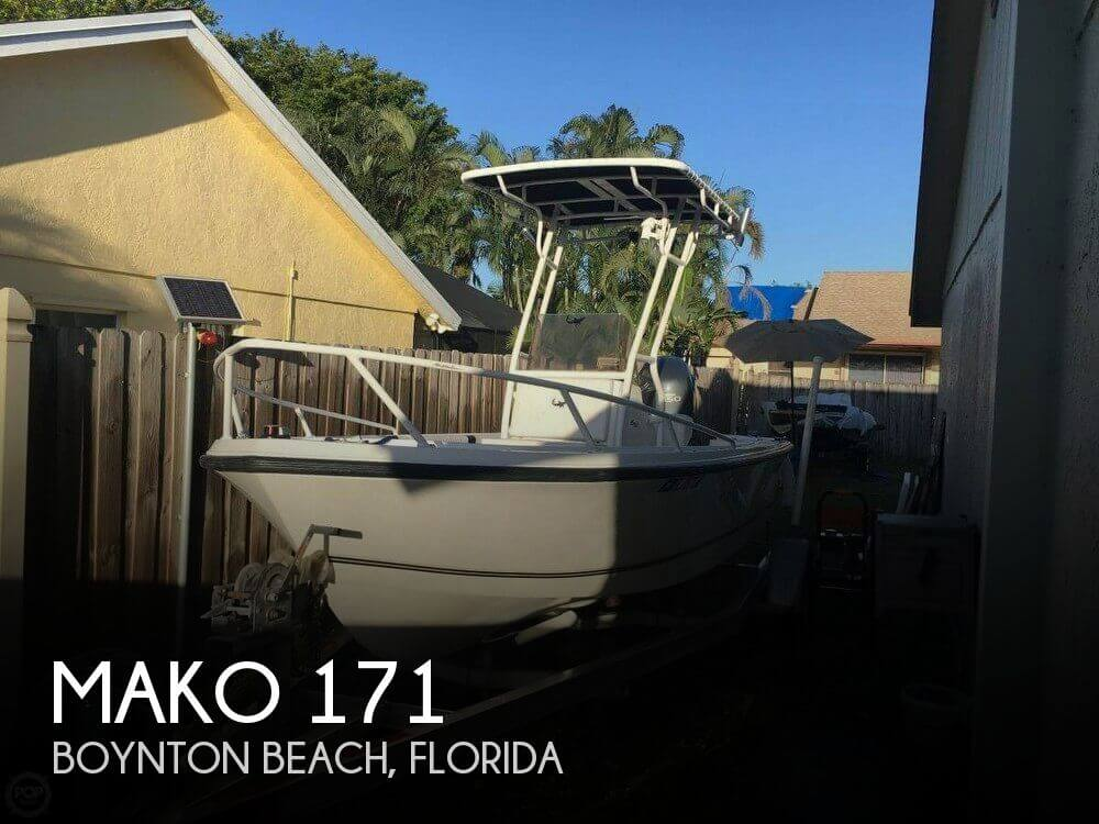 Used MAKO 17 Boats For Sale by owner | 2000 Mako 17
