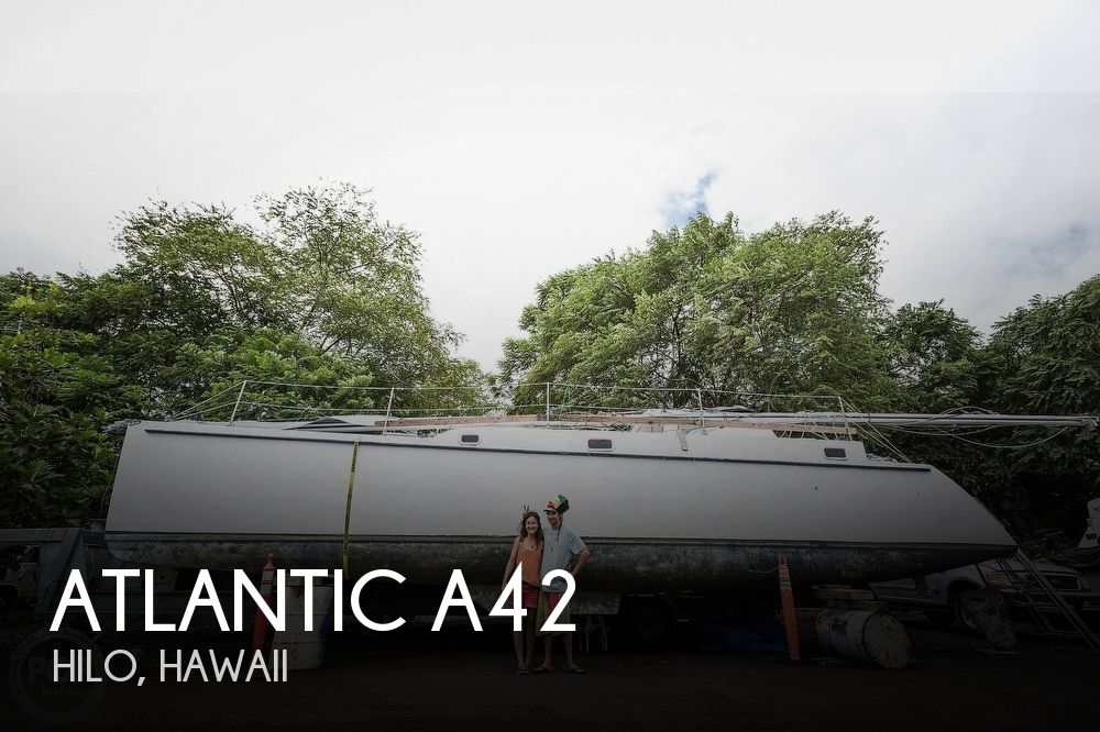 1998 Atlantic boat for sale, model of the boat is A42 & Image # 1 of 19