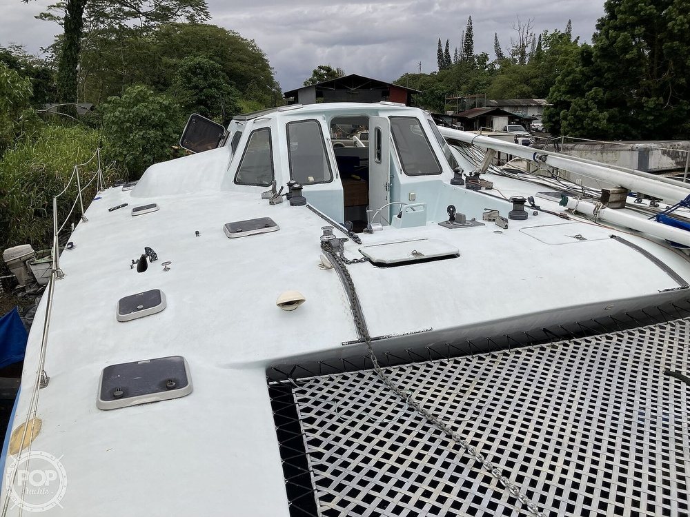 1998 Atlantic boat for sale, model of the boat is A42 & Image # 2 of 19