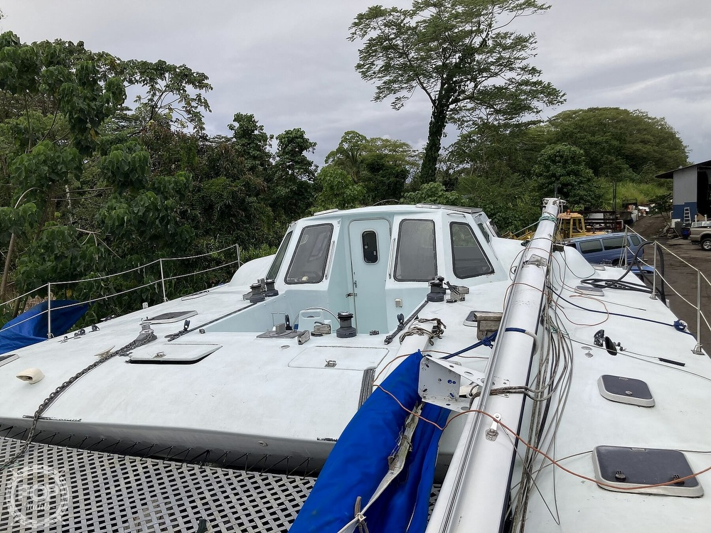 1998 Atlantic boat for sale, model of the boat is A42 & Image # 7 of 19