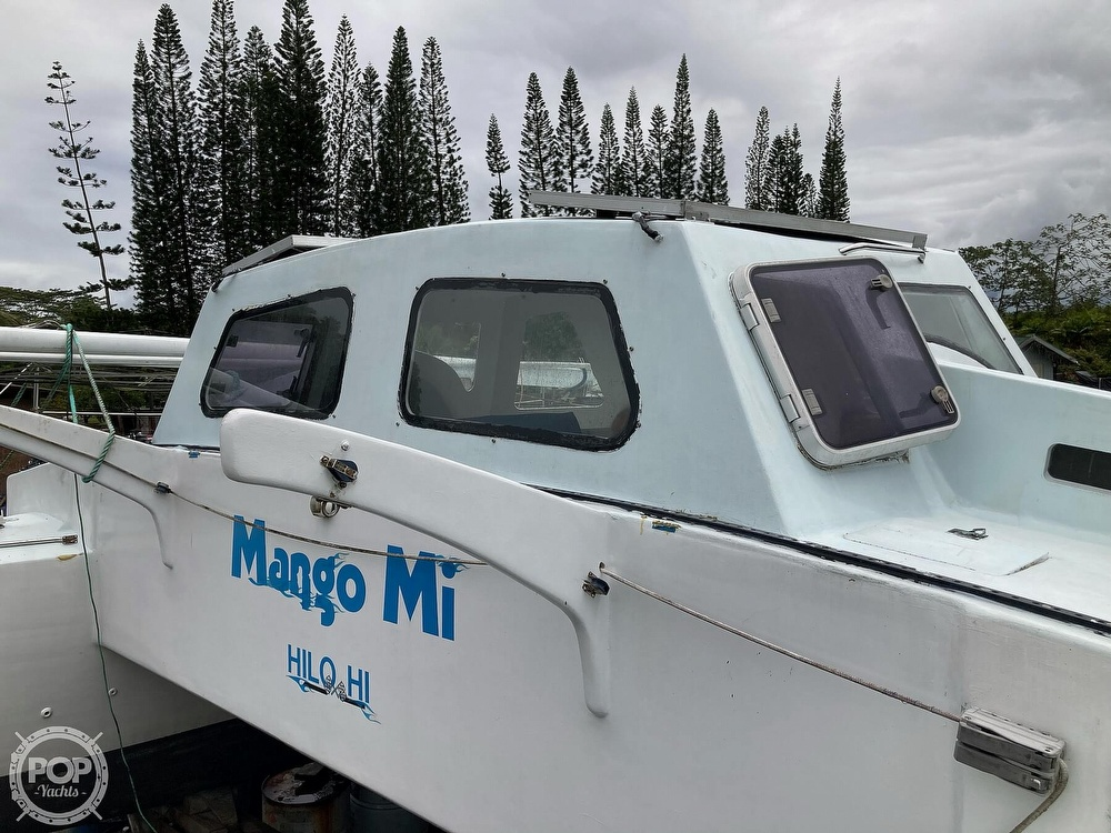 1998 Atlantic boat for sale, model of the boat is A42 & Image # 9 of 19