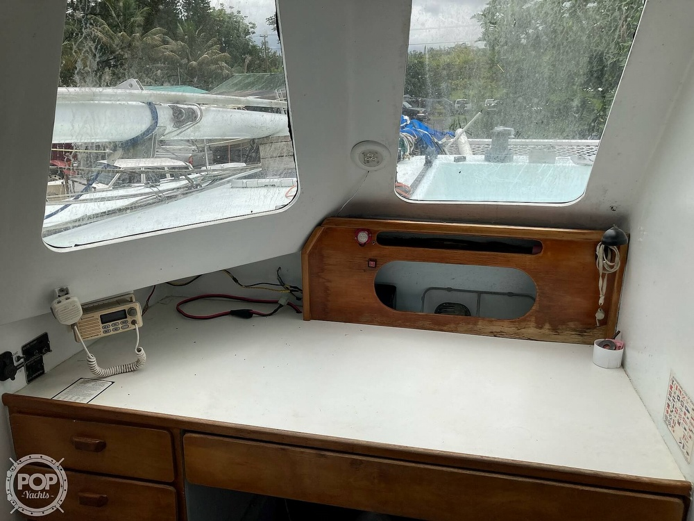 1998 Atlantic boat for sale, model of the boat is A42 & Image # 10 of 19