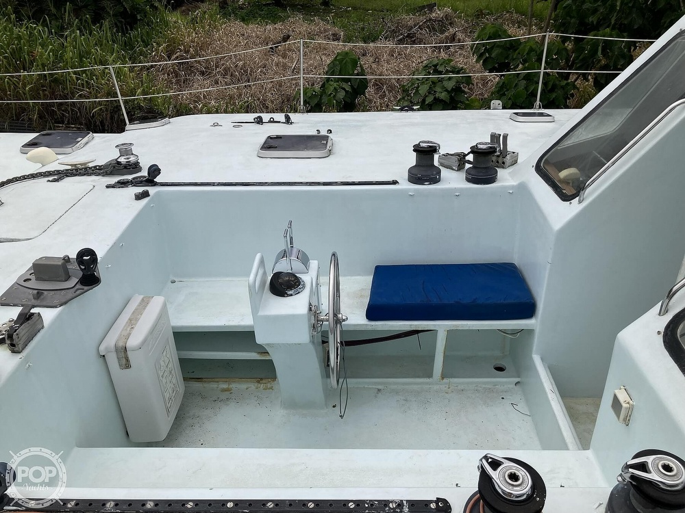 1998 Atlantic boat for sale, model of the boat is A42 & Image # 18 of 19