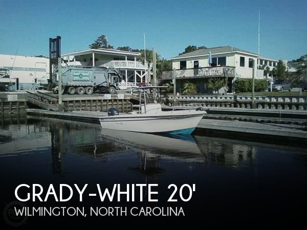 Used Grady-White Boats For Sale in North Carolina by owner | 1984 Grady-White 20