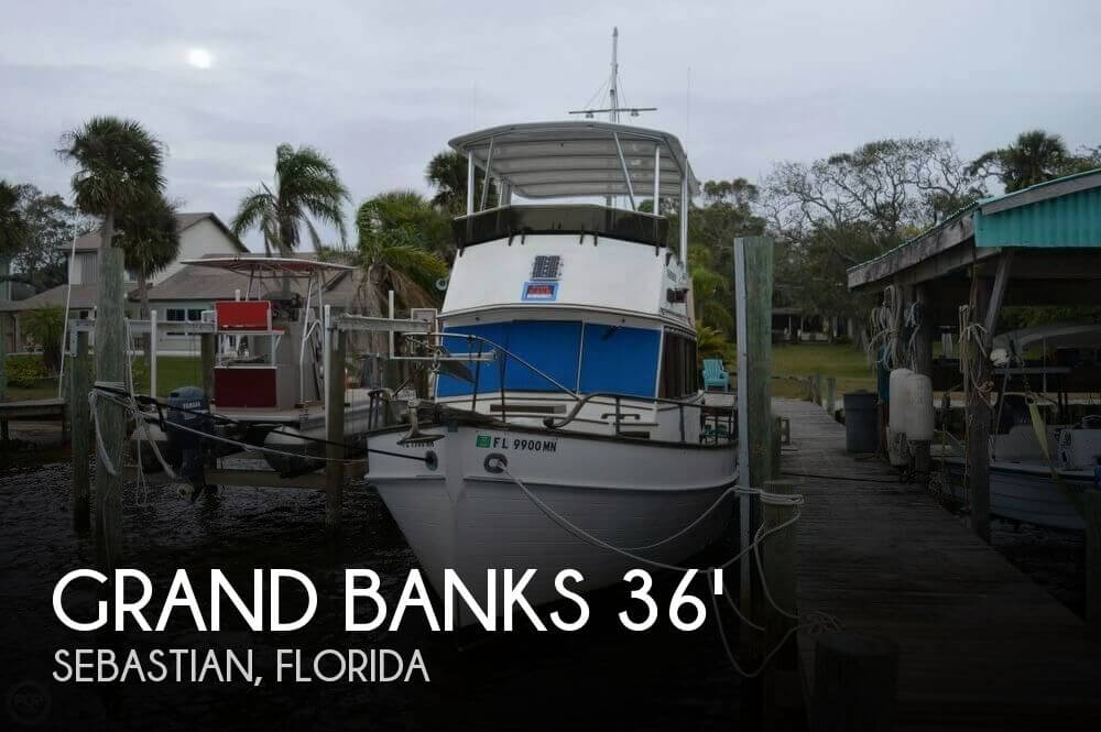 Used GRAND BANKS Boats For Sale by owner | 1979 Grand Banks 36