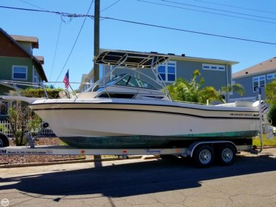 Grady-White 246G Explorer, 24', for sale - $29,995