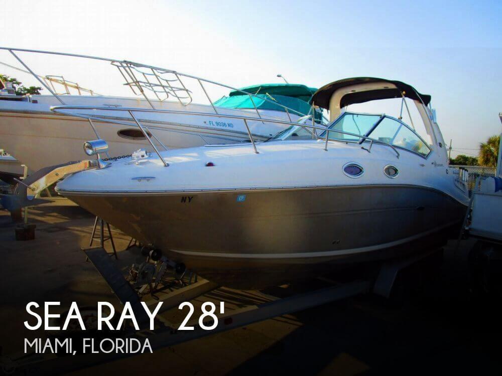 2006 Sea Ray 260 Sundancer
