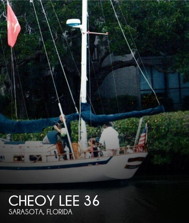 Used Cheoy Lee Boats For Sale by owner | 1976 Cheoy Lee 36