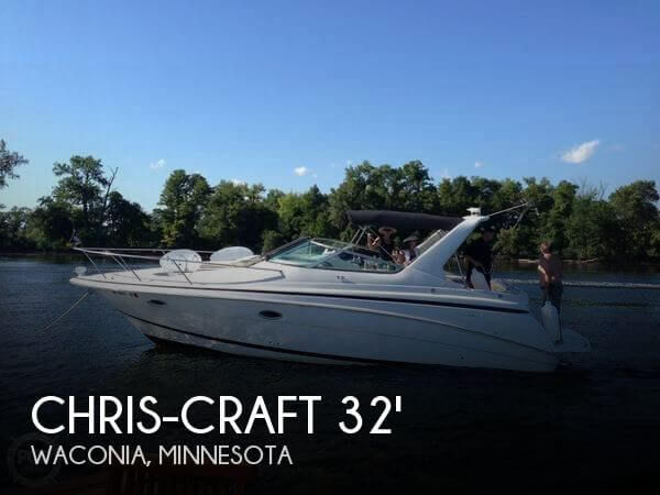 Used Boats For Sale in Minnesota by owner | 2000 Chris-Craft 32
