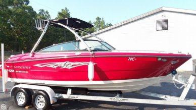 Monterey 214SS, 21', for sale - $34,500