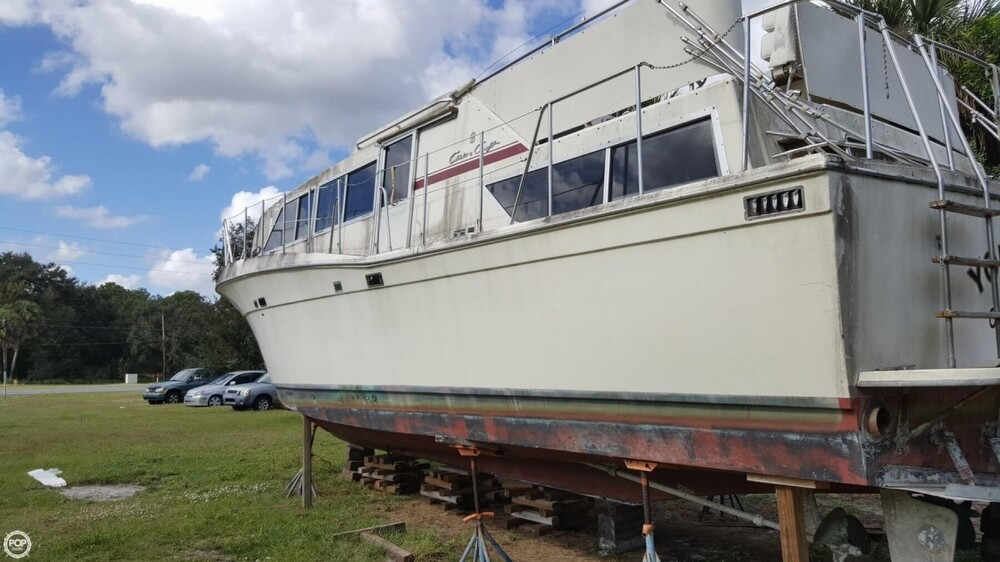 1986 Chris Craft boat for sale, model of the boat is 381 Catalina & Image # 10 of 40