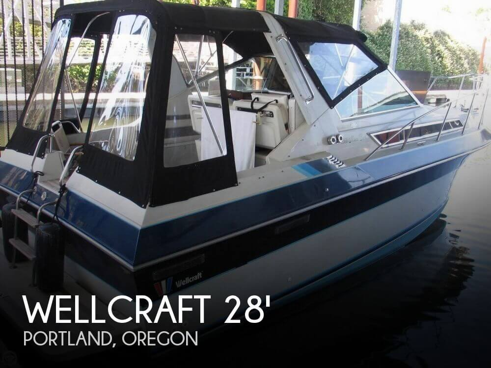 Used Wellcraft 28 Boats For Sale by owner | 1986 Wellcraft 28