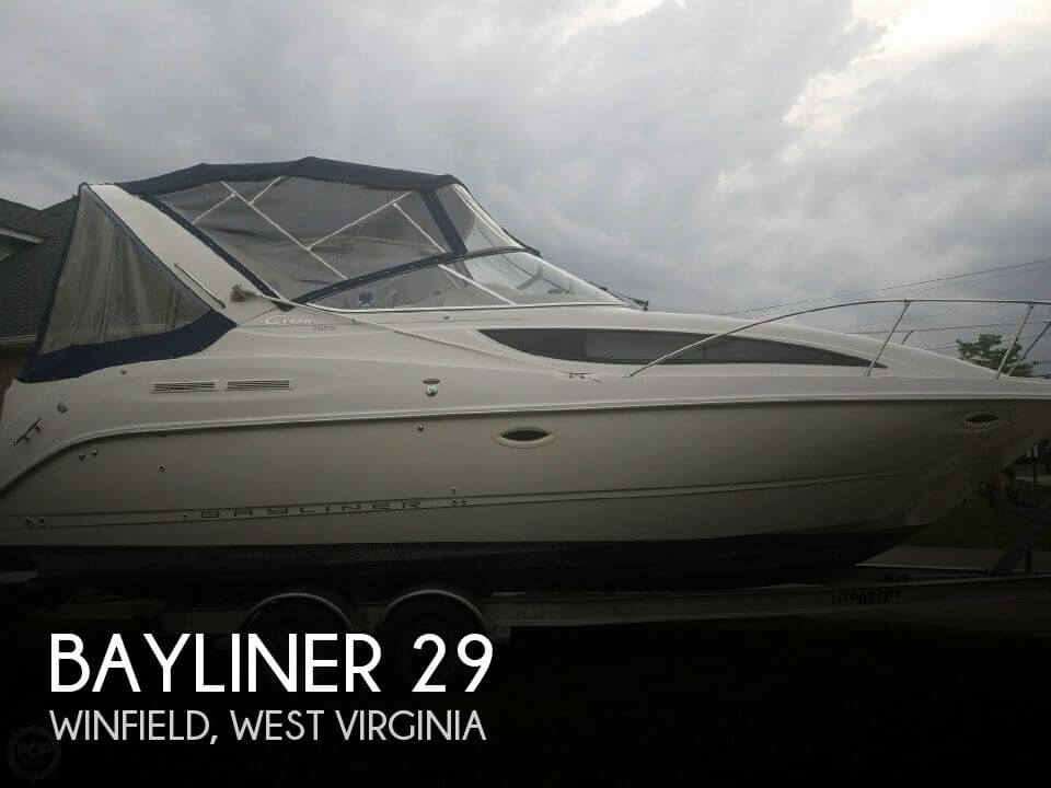 Used Boats For Sale in West Virginia by owner | 2000 Bayliner 29