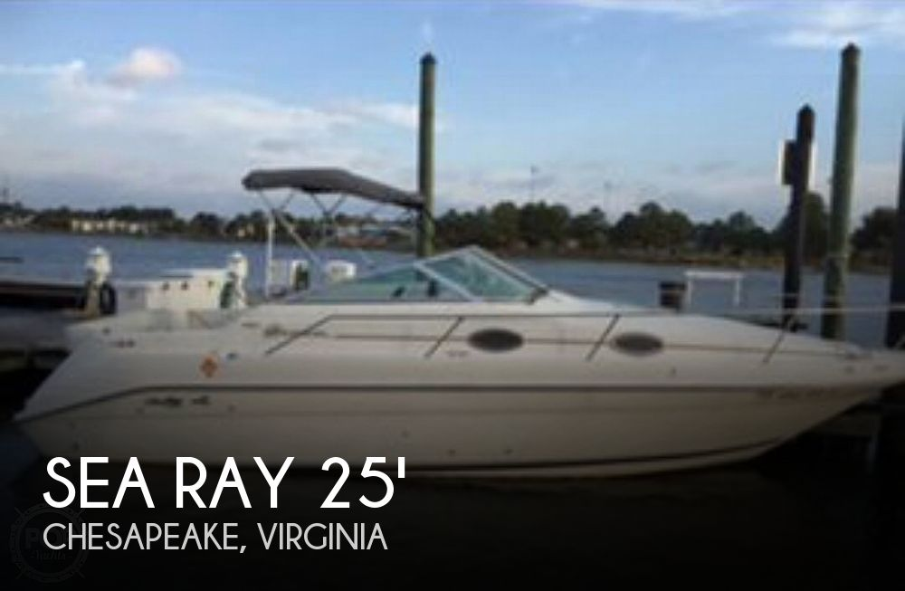 Used Sea Ray 250 Sundancer Boats For Sale by owner | 1995 Sea Ray 250 Sundancer