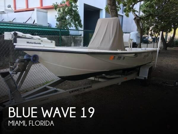 Used Blue Wave Boats For Sale by owner | 2012 Blue Wave 19