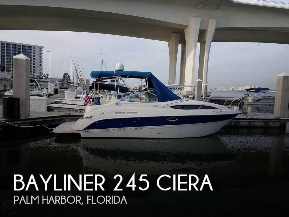 Used Bayliner Boats For Sale in Florida by owner | 2007 Bayliner 27