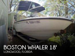 2003 Boston Whaler Dauntless 180
