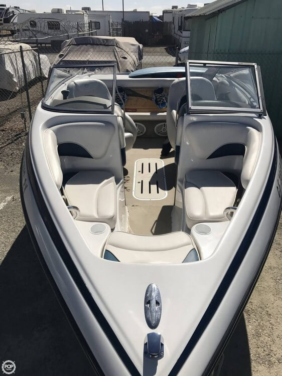 2003 Crownline boat for sale, model of the boat is 180 BR & Image # 2 of 41